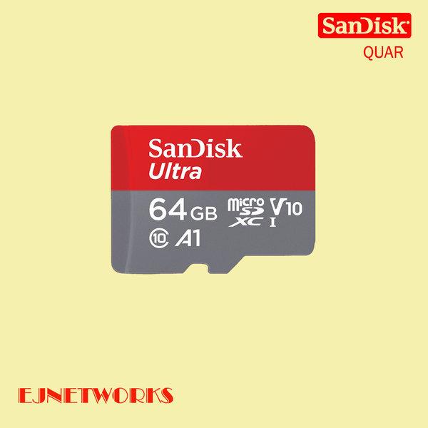 MICRO SDXC ULTRA 64GB 마이크로SD Class10 SQUAR SD