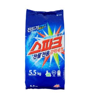 스파크 세탁세제 5.5kg (리필)