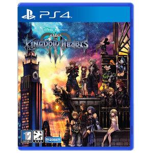 PS4 킹덤하츠 3 한글판 / 일반판 / 새상품