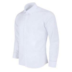슬림 화이트 기본셔츠 드레스셔츠 와이셔츠 긴팔와이