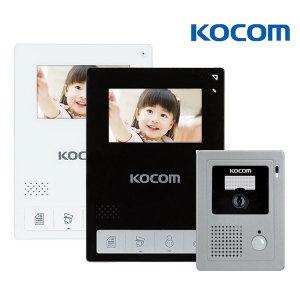 KCV-434 / KC-C60 코콤 비디오폰 인터폰 아날로그방식