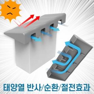 에어컨실외기커버 열차단 절전효과
