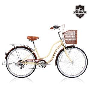 2020 K2BIKE 클래식 여성용자전거 스와니 26형 7단