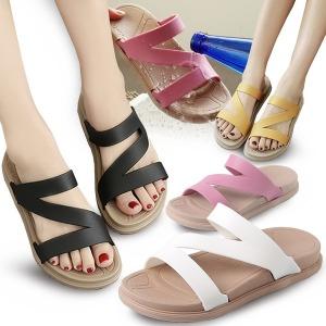 힐다17021 여성 샌들 스트랩샌들 여름샌들 신발