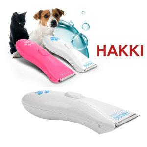 HAKKI 애견 이발기 생활 방수타입 HC-A200 (화이트)