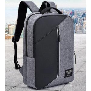 남자 백팩 남성 가방 USB 백팩 학생 노트북 가방 BP-03