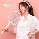 전기모기채/모기퇴치기 /usb충전/모스치노208_핑크