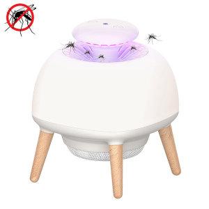 UFO 모기퇴치기 LED 무드등 모기트랩 / 국내 당일 출고