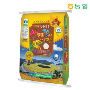 2018년 상등급 삼광 무농약 영광군농협 사계절이 사는집 쌀 20kg