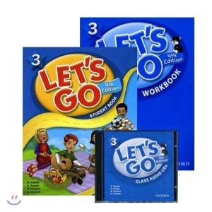 4판 Let s Go 3 Pack  Ritzuko Nakata  Karen Frazier  Barbara Hoskins  Carolyn Graham