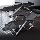 META9 -textilene 침대의자 병원용간이침대 간병침대