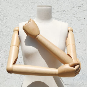 관절 꺽임 피노키오 원목 팔 마네킹 마네킨 여자