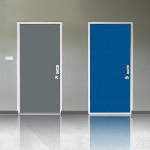 단색 무늬목 현관문 방문 리폼 시트지 욕실문방수