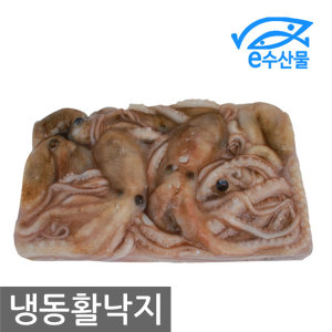 고급 활낙지 6마리 품질1위 냉동낙지 낙지볶음 맛있는
