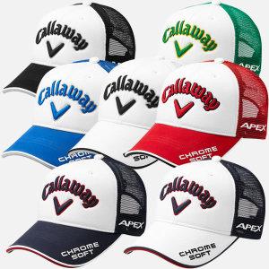 (캘러웨이코리아) (19) 투어 아메리칸 메쉬 모자