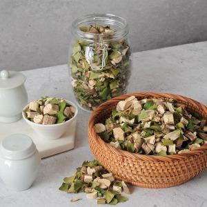 황칠나무+잎(건조) 1kg
