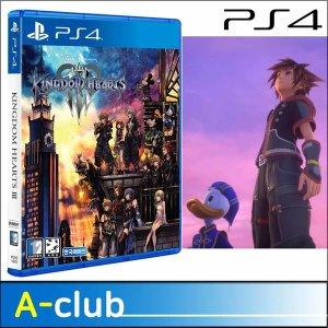 PS4 킹덤하츠3 한글판 초회판