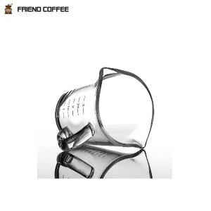 프랜드 유리 에스프레소 샷잔 90ml 커피도구 샷잔 유