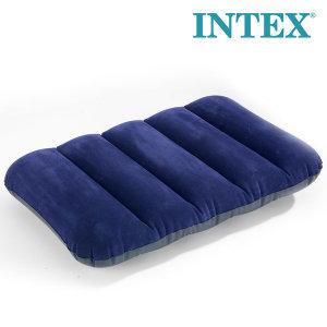 INTEX 에어베게 에어매트 목배게 캠핑매트 캠핑용품