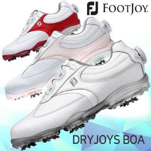 (현대Hmall) 풋조이정품  DRYJOYS BOA 여성골프화 99000/99001/99002/99003