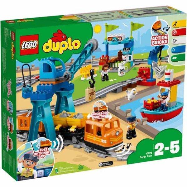 듀플로 10875 화물열차
