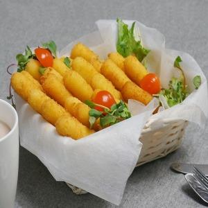 치즈스틱 1kg /모짜렐라치즈 /햄/간식/튀김/치킨너겟
