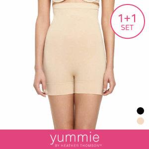 (현대Hmall) 여미터미  실속세트  베스파 High 1+1 / High-waist 힙업보정속옷