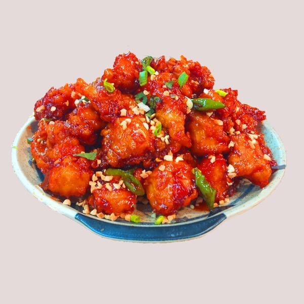 속초중앙시장맛집속초동해닭강정1700g순살닭강정1300g