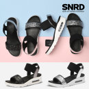 신발 여성용 에어 논슬립 키높이 여름 샌들 SN242
