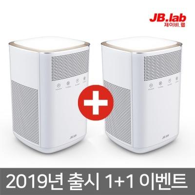 [제이비랩] 1+1이벤트 공기청정기 애니케어화이트 H13 2019출시