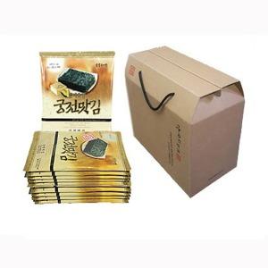 궁전맛김/본사직영 정통의 맛 그대로 선물세트1호
