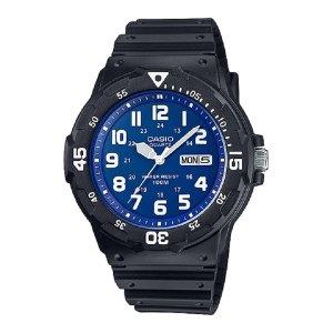 카시오정품 MRW-200H-2B2 스포츠 전자손목시계 패션