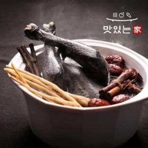 맛있는家  우리맛닭 토종닭/궁궐 오골계 950g