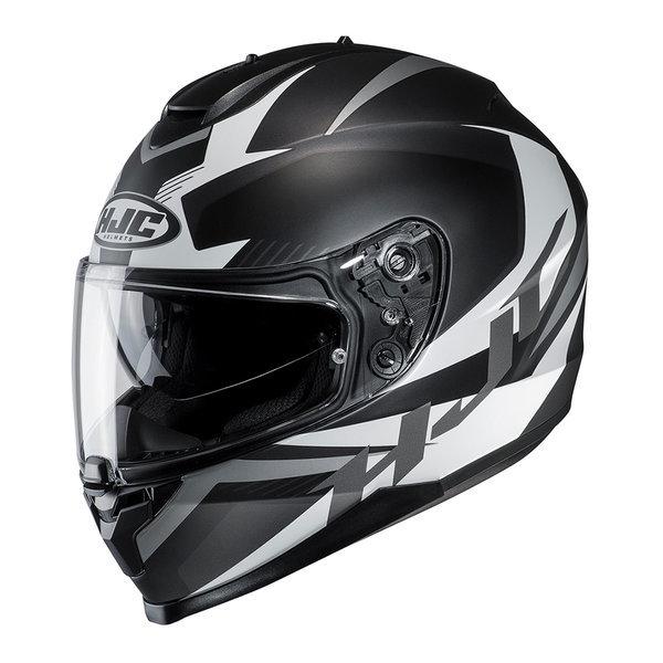 HJC C70 TROKY MC5 풀페이스 이너바이저 바이크 헬멧