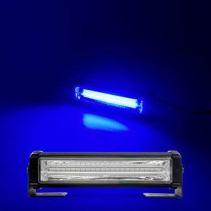 COB면발광 LED바라이트 1구 블루/자동차량경광등