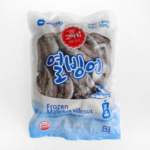 알꽉찬 열빙어 시사모 3L 1kg HACCP 안전식품