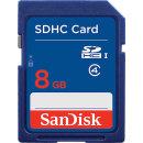SD카드 CLASS4 15MB/s 8GB