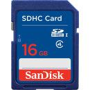 SD카드 CLASS4 15MB/s 16GB