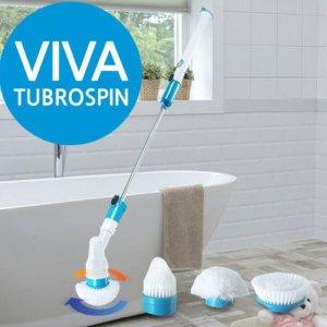 비바 무선 욕실청소기 화장실청소 SC-01