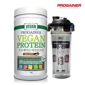 프로게이너 비건프로틴 750g_그레인코코아 채식단백질