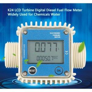 디지털 k24 터빈 유량계  10-120l/min