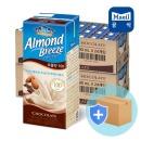 아몬드브리즈 초콜릿 190ml 48팩/두유/초코우유/음료