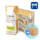 상하목장 유기농 바나나우유 125ml 48팩/매일멸균우유