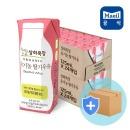 상하목장 유기농 딸기우유 125ml 48팩/멸균/매일우유