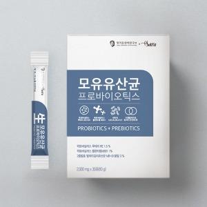 모유 유산균 프로바이오틱스 유산균 30스틱 (4주분)