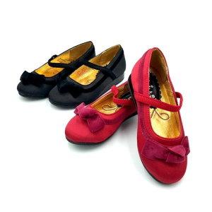 (바보디자인)캔디나무 공단리본 구두 신발 단화