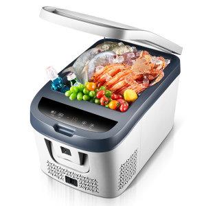 KEMIN 차량용 미니 냉장고 냉장고 냉동고 38L