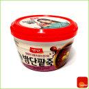 컵죽 캠핑 혼밥 양반 밤단팥죽 285g