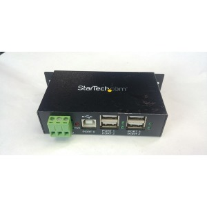 ST4200USBM MOUNTABLE 4 PORT RUGGED USB HUB중고