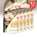 국내산 닭한마리 삼계탕 1000g x 5개  /갈비탕/즉석국
